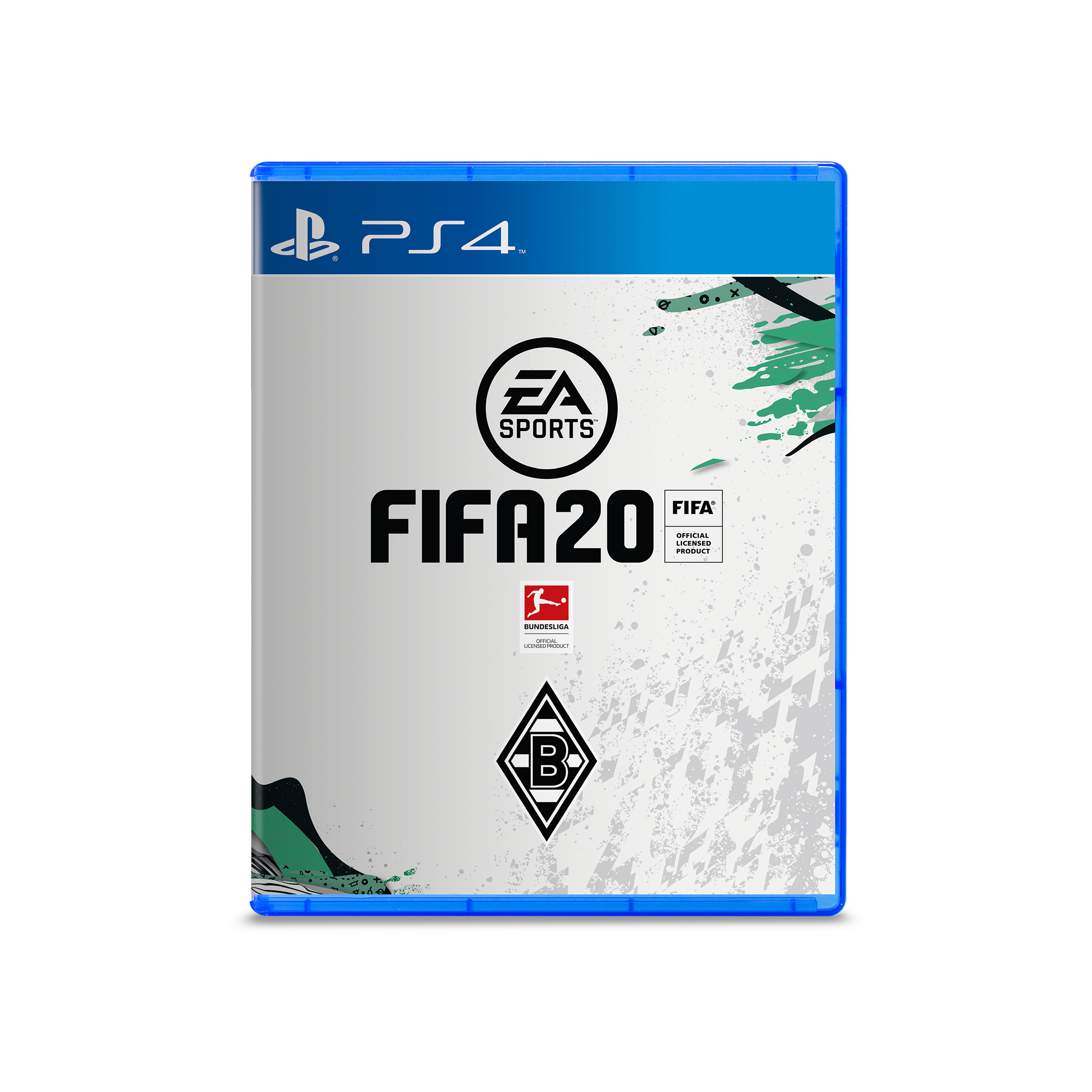 fifa 20 PS4 Cover